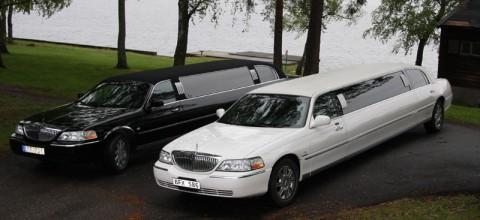 Limousine uthyrning